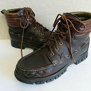 Vintage Ralph Lauren Hiking Boot-Size 9